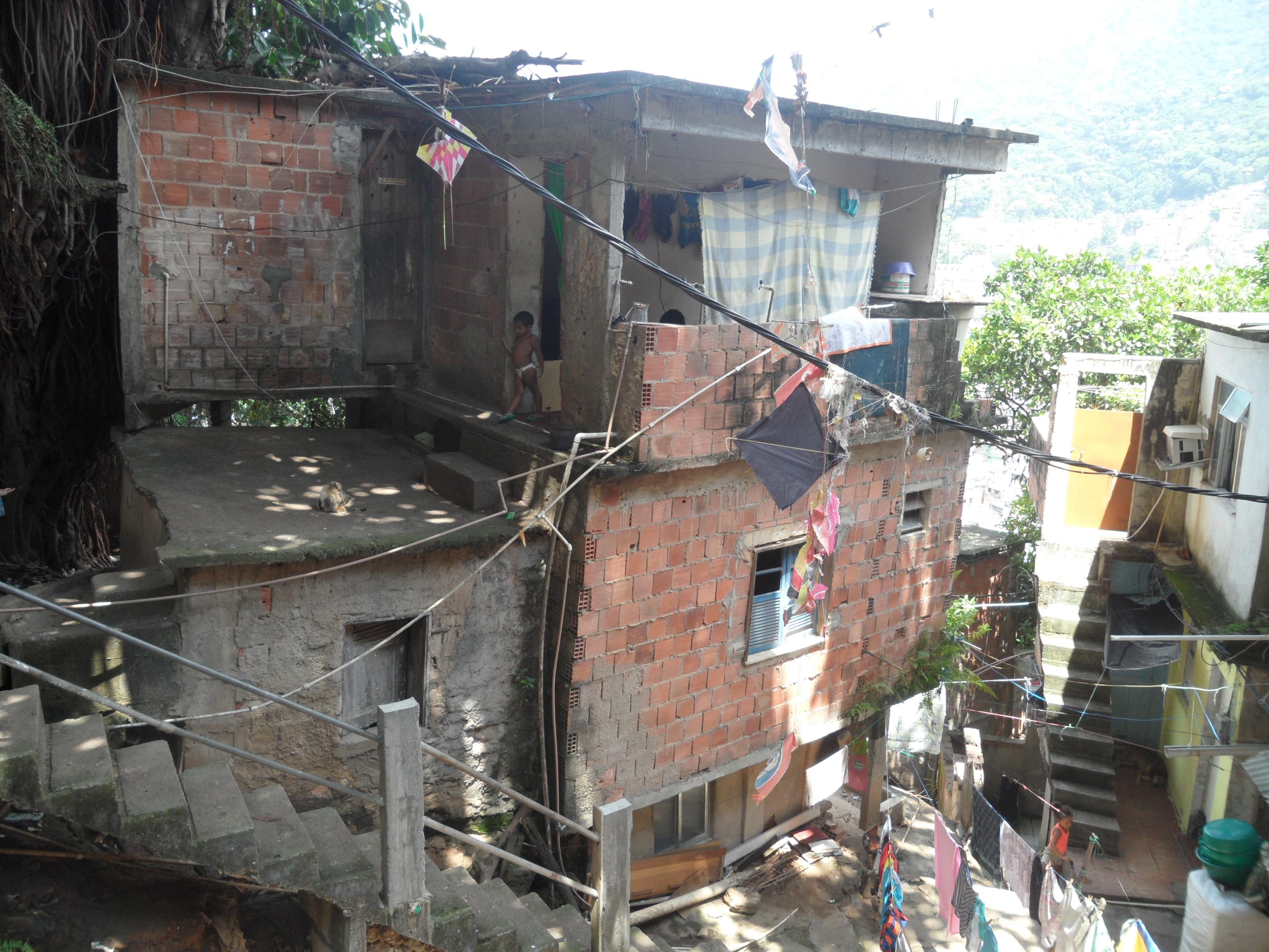 How To Build A Favela House Model