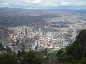 Bogota and The Salt Cathedral