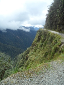 Death Road: Bolivia